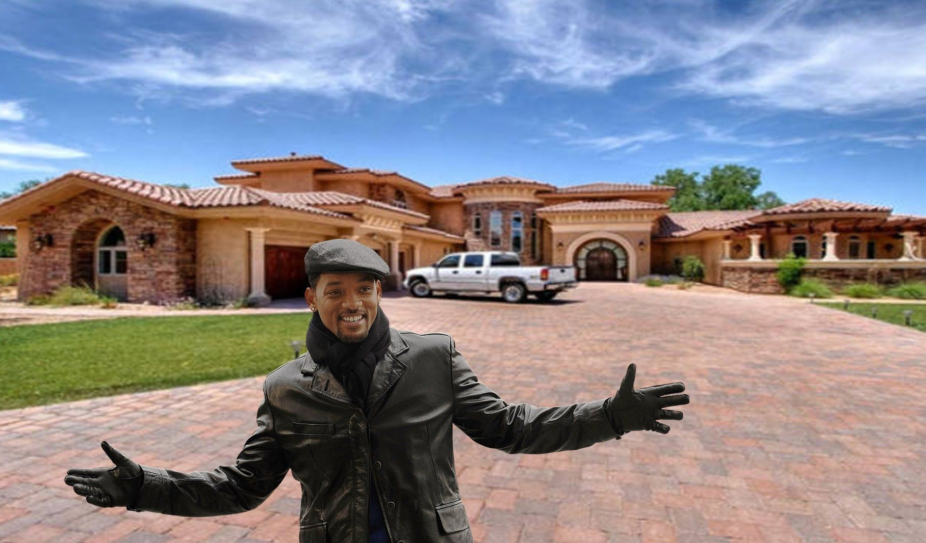 Will Smith S House 2015 Inside Outside Will Smith House Celebrity Houses Hollywood Homes