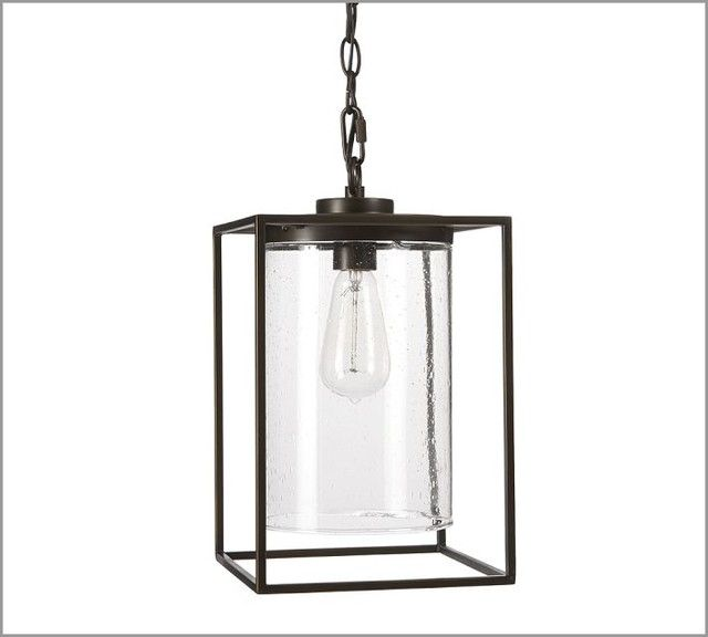 Decor Your Exterior With The Latest Contemporary Outdoor Pendant