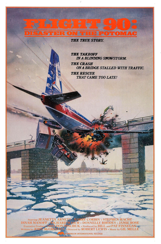 Flight 90 Disaster on the Potomac (1984) (Görüntüler ile)