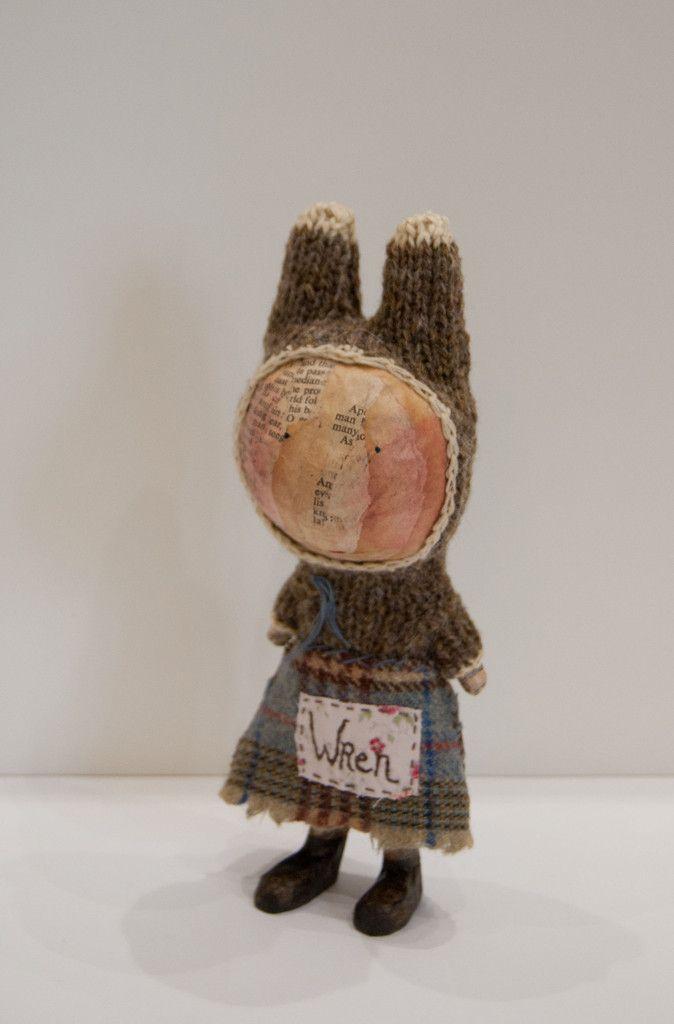 'Wren': Julie Arkell