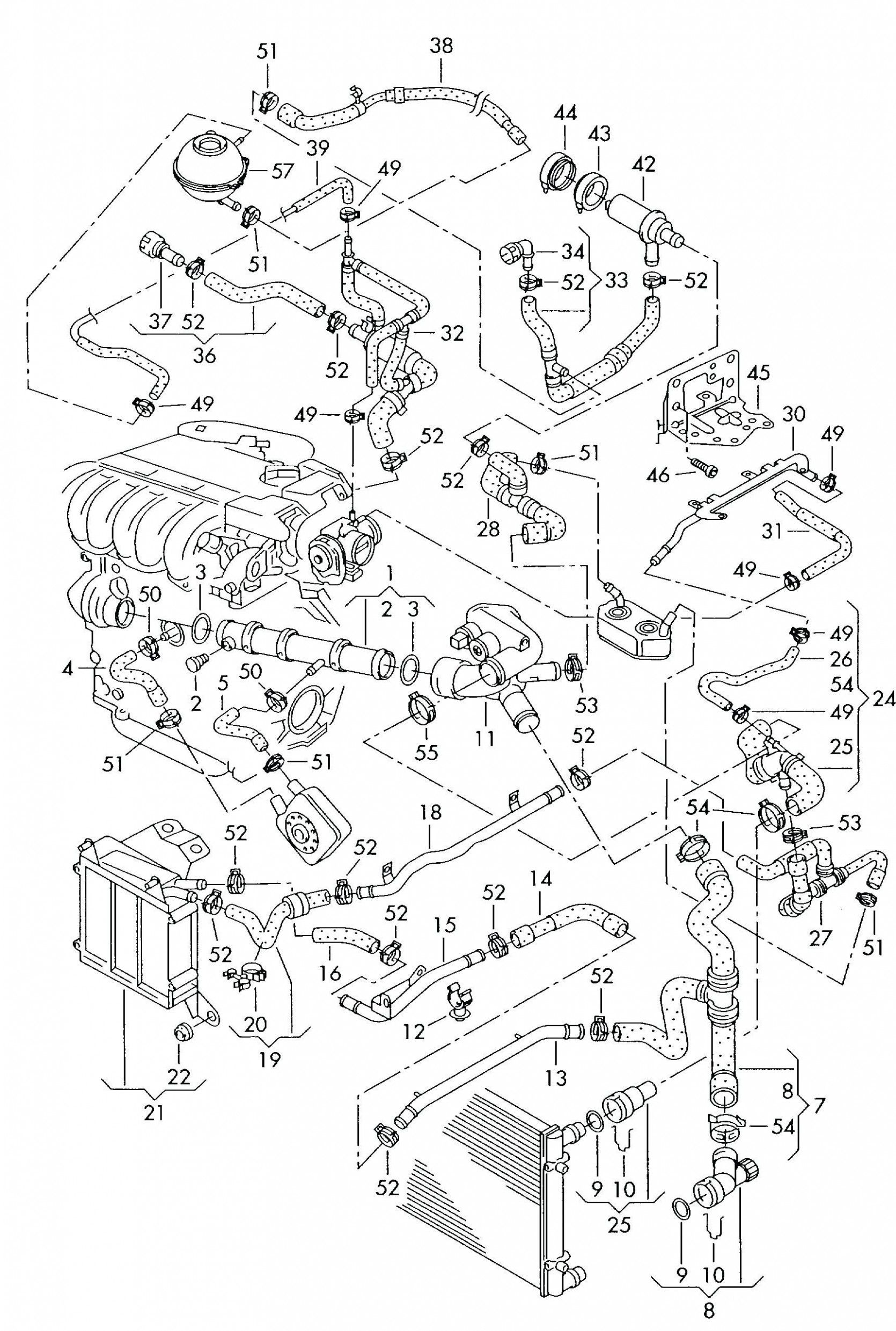 [SCHEMATICS_48YU]  2001 Vw Passat Engine Diagram - Data wiring diagram | 1998 Vw Passat 2 0 Engine Diagram |  | atinox-soudure.fr