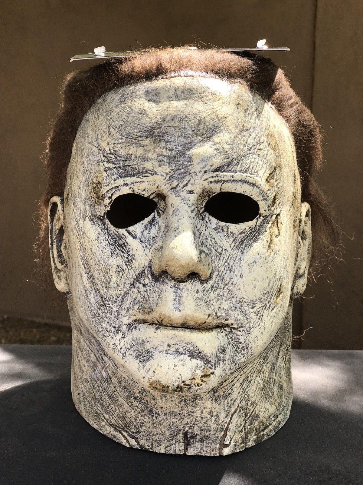 2017 TV The Trick Mask Cosplay Trick Mask Halloween Latex Helmet Prop Handmade