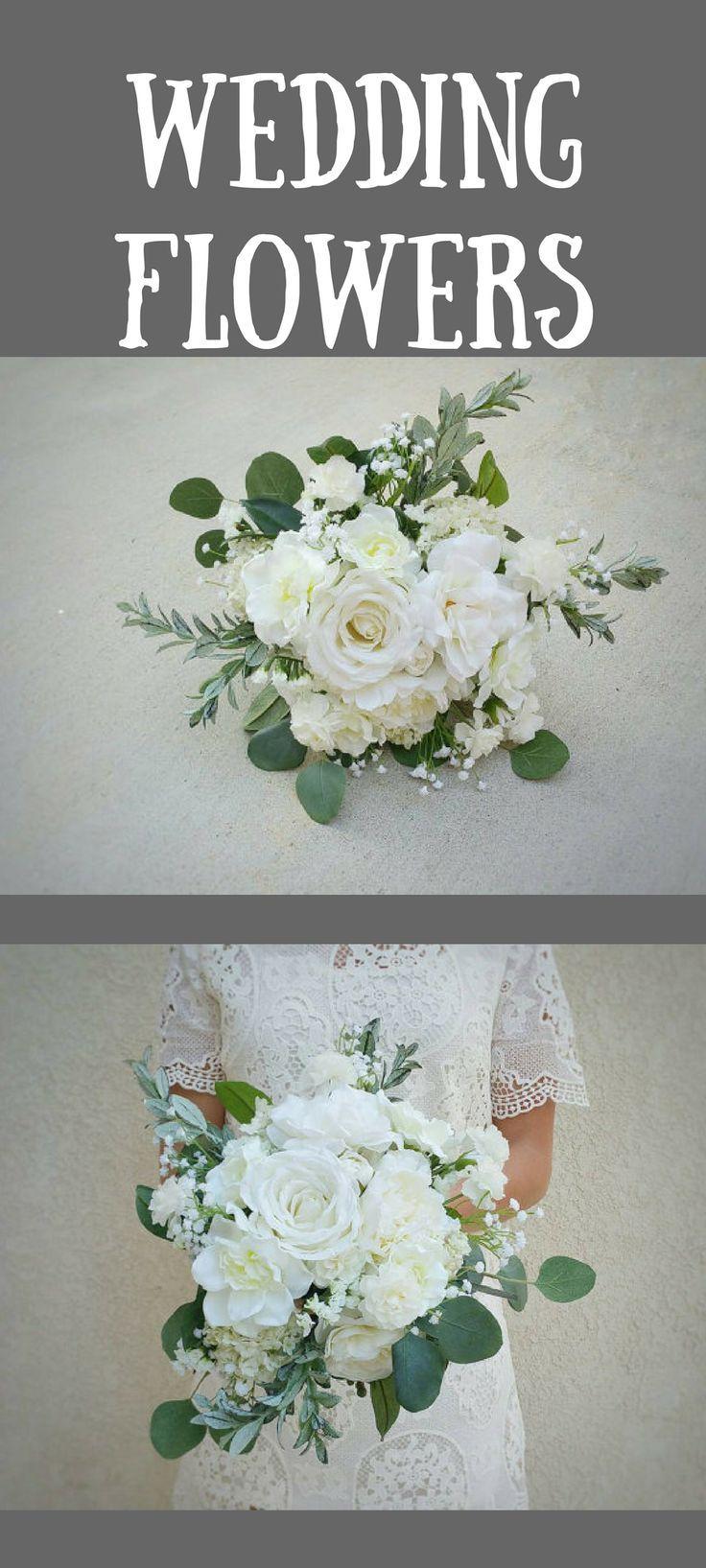 Wedding bouquet silk flower bouquet wedding flowers bridesmaid wedding bouquet silk flower bouquet wedding flowers bridesmaid bouquets bouquet flower izmirmasajfo Gallery