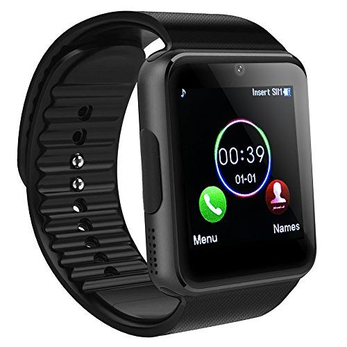 Bluetooth Smartwatch, SAINKO Intelligente Armbanduhr