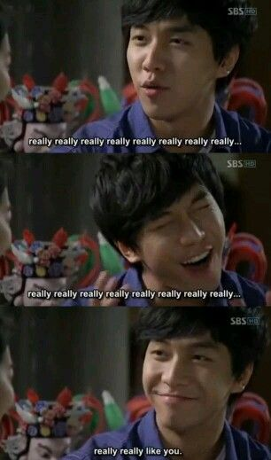 Lee Seung Gi (이승기) in My girlfriend is a gumiho.  I love this man. He's adorable and just full of charm. ❤❤❤❤