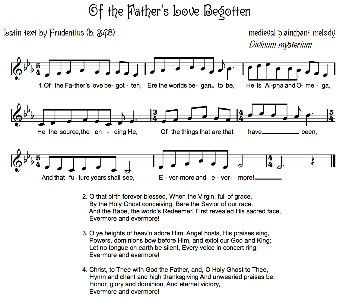 Beth S Music Notes