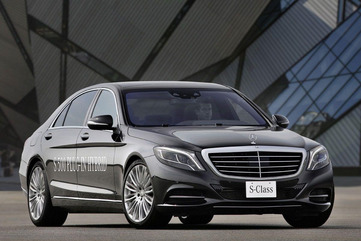 Niet Voor Een Vlak Land Als Nl Mercedes Intelligent Hybrid