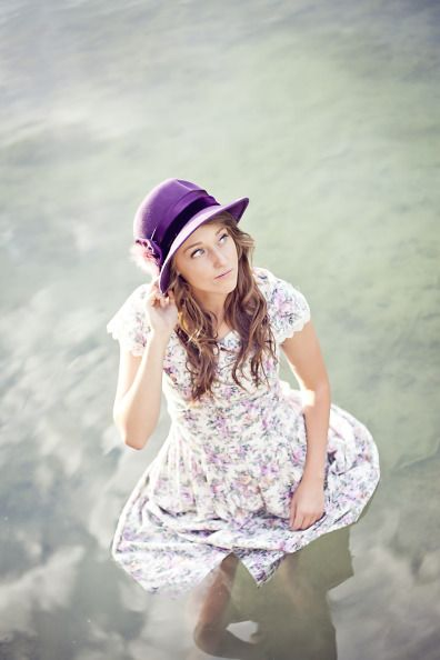 #Rachel's senior photos :) Water  Casual Wear Dresses #2dayslook #CasualDresses  www.2dayslook.com