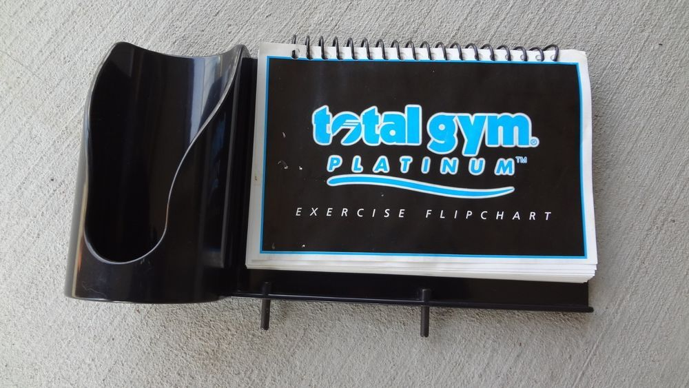 total gym flip chart pdf