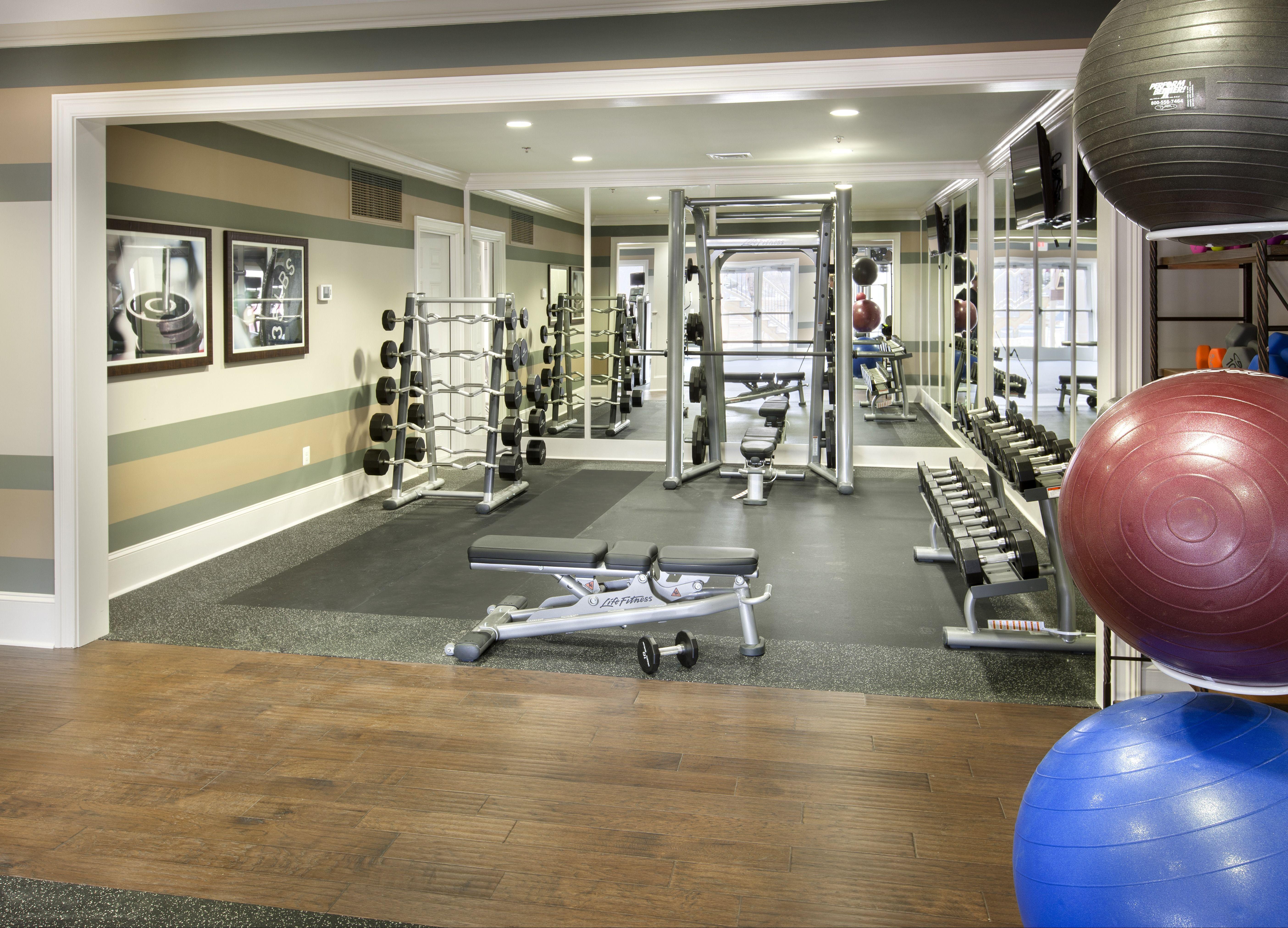 Luxury Home Amenities toll brothers at liseter, pa - gym | amenities | pinterest | bonus