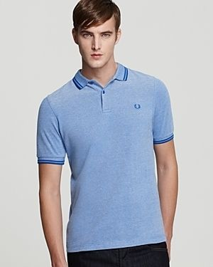 Fred Perry Tipped Slim Polo    $85.00