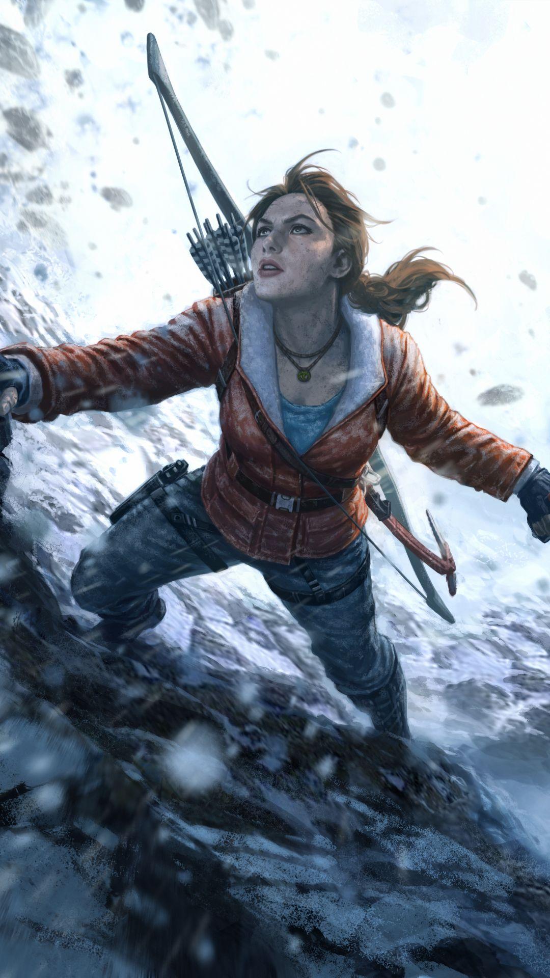 Rise Of The Tomb Raider Iphone Papel De Parede Desktop E 4k Papel De Parede Tomb Raider Tomb Raider Lara Croft Tomb Raider Game