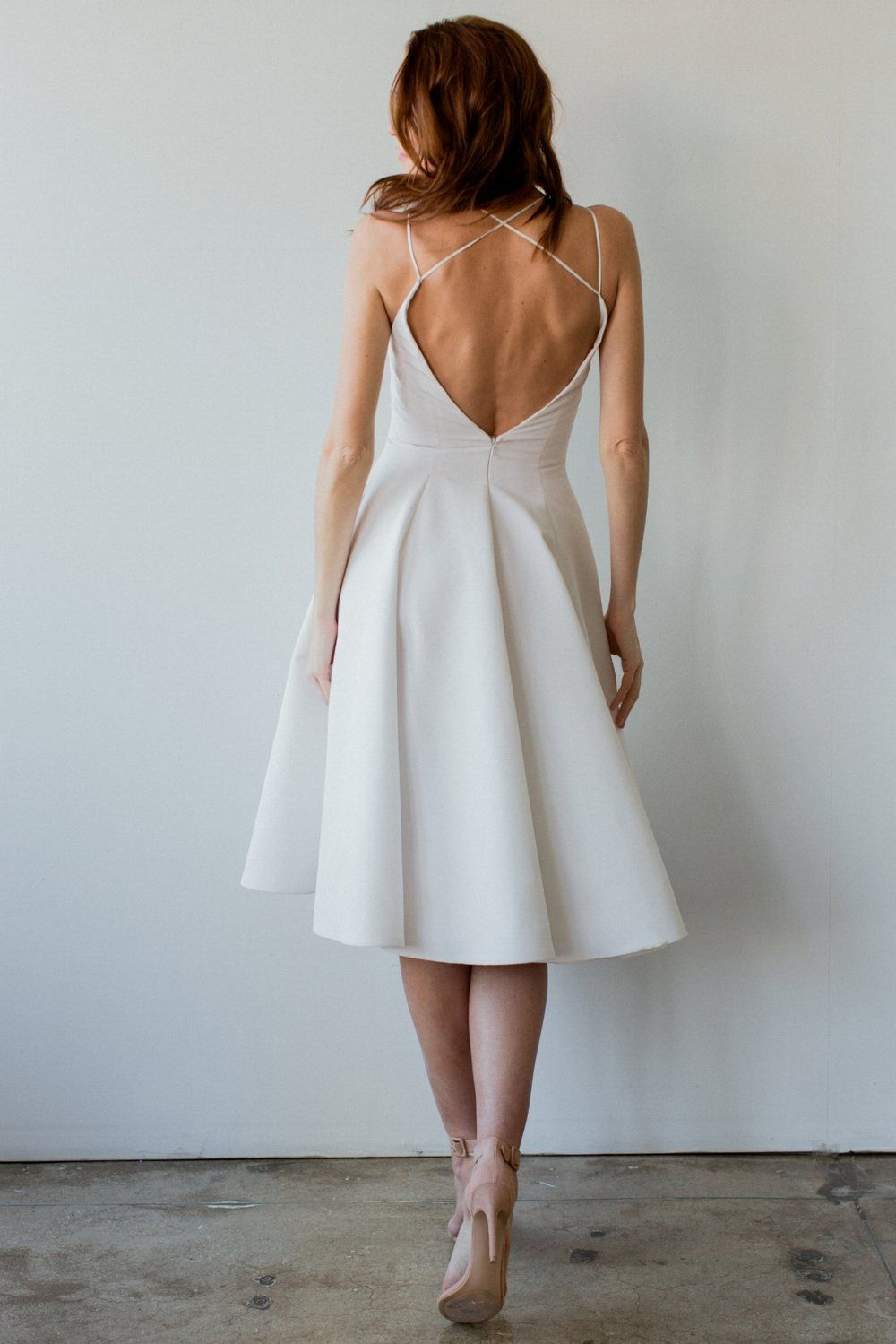 Beach wedding dress under 500  Bryant Dress  Wedding dress Wedding and Weddings
