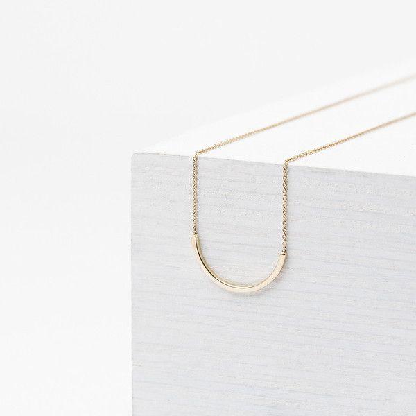 Gold Uva Necklace