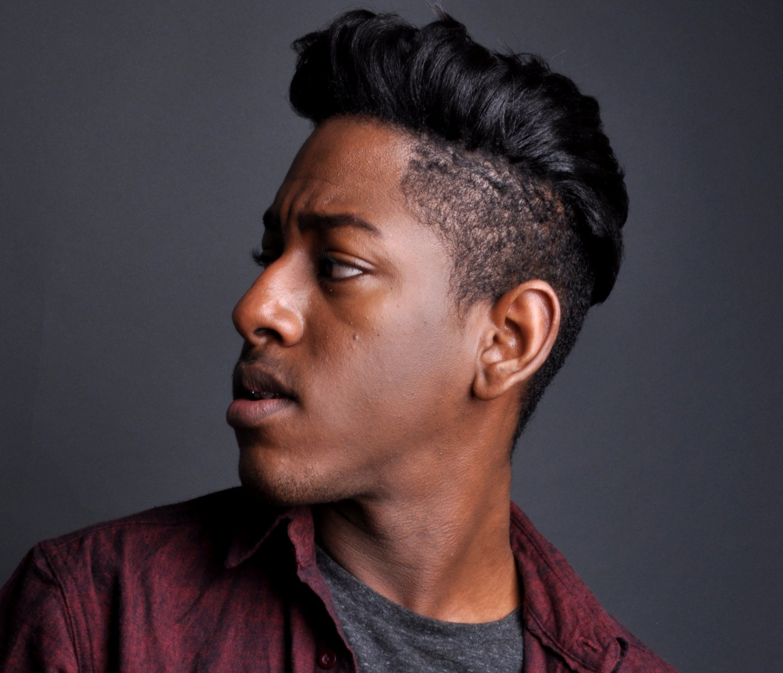 Black Men Relaxed Hair Google Search Nice Cuts