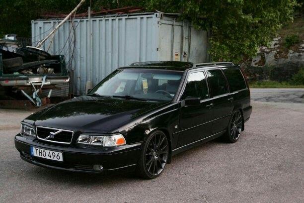 Volvo v70r 1998