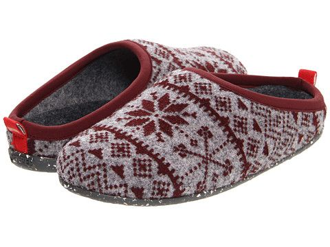 knit inspired camper clogs | For the Feet | Pinterest | Clogs