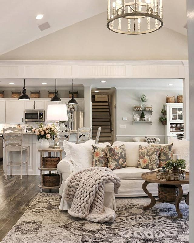 Kitchen Sitting Rooms Designs: French Country Decorating Accessories Ideas