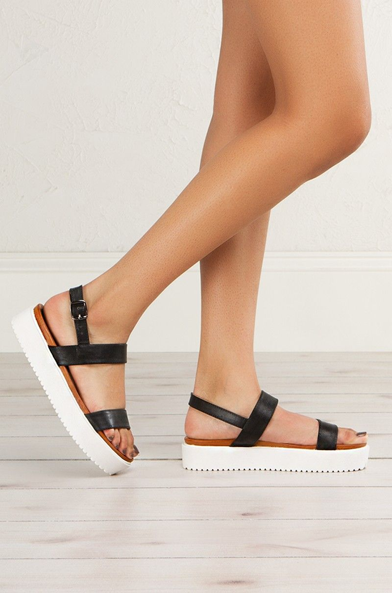 86b9a72dfe Pin by shopAKIRA.com on New at AKIRA | Pinterest | Strap sandals ...