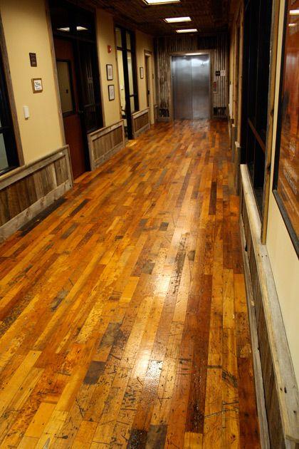 Reclaimed Flooring Photo Gallery Green Family Materials