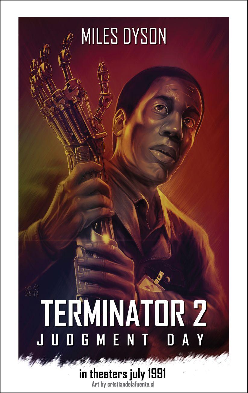 terminator miles dyson