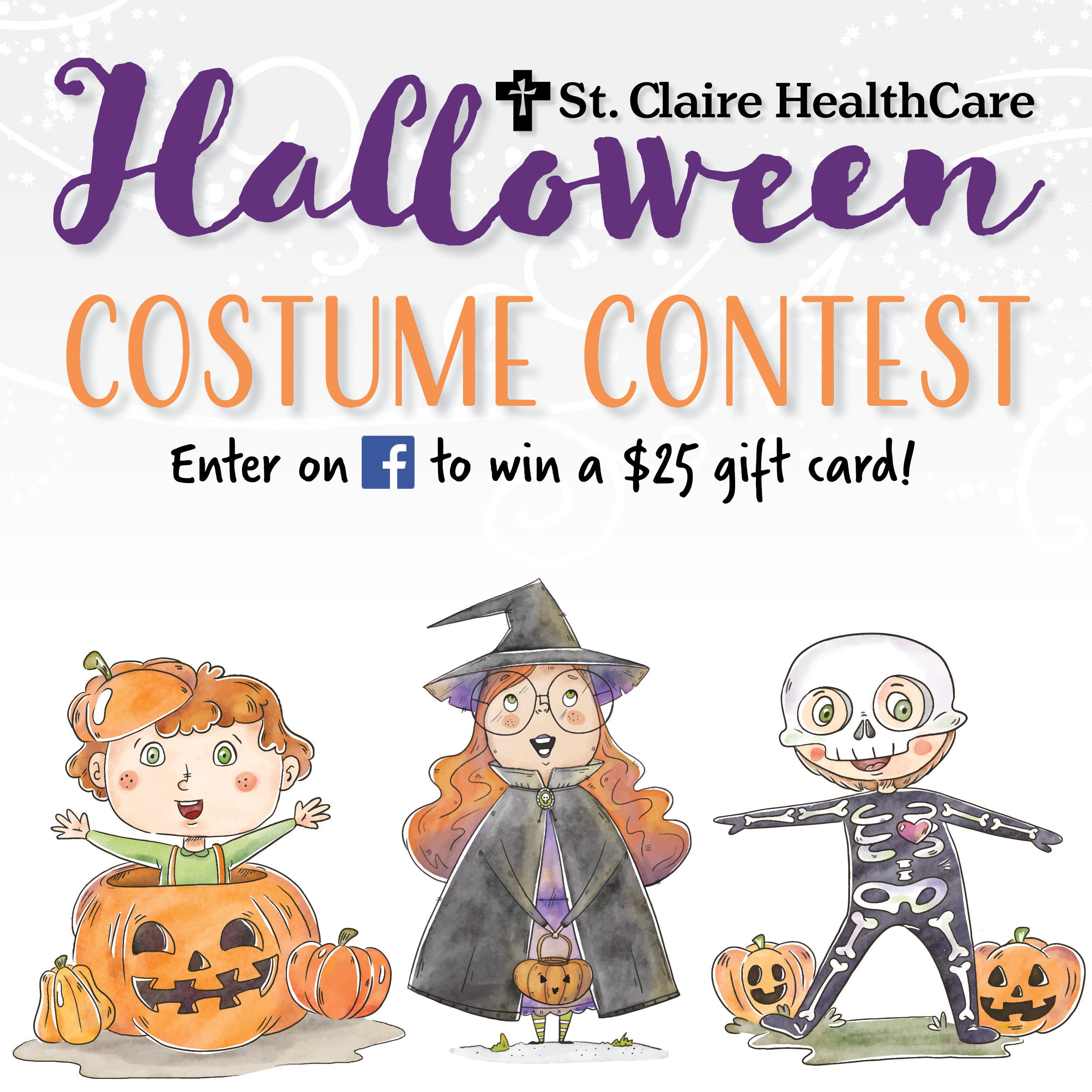 calling all costume cuties! it's time for our annual facebook