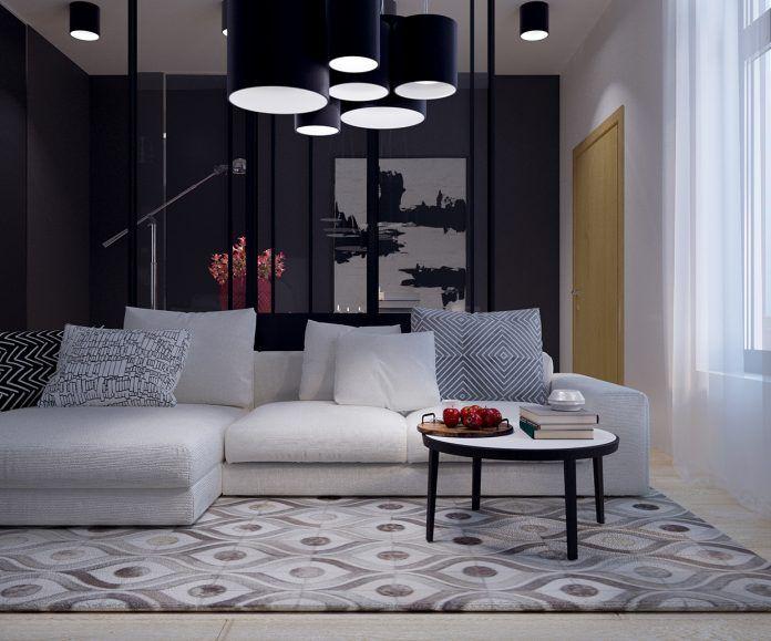 Atemberaubende Wohnzimmer Design Ideen Gehören Mit Luxus Dekoration Ideen  Im Inneren #atemberaubende