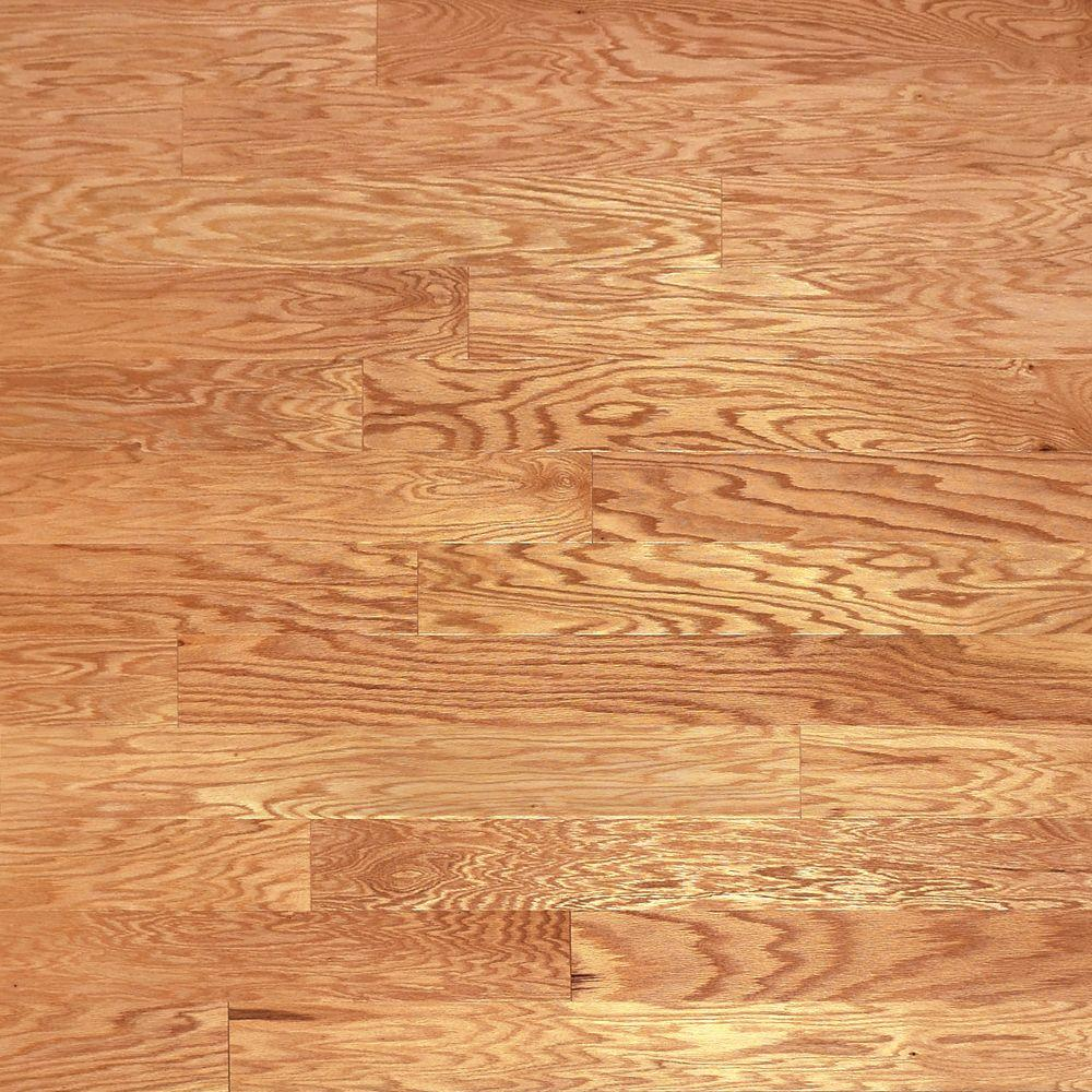 Heritage Mill Red Oak Natural 1 2 In Thick X 5 In Wide X Random