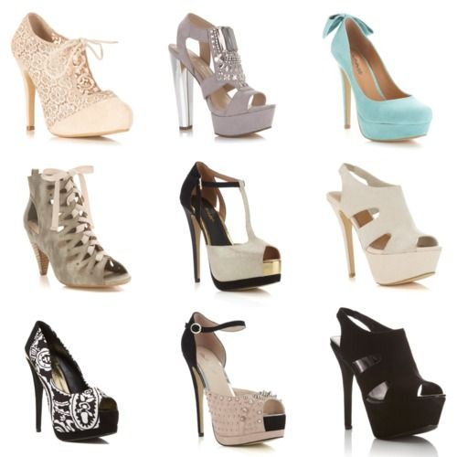 High Heels - Heiße High Heels für den Sommer 2013 | Outfit kaufen bei www.pinings.com/outfit/366/