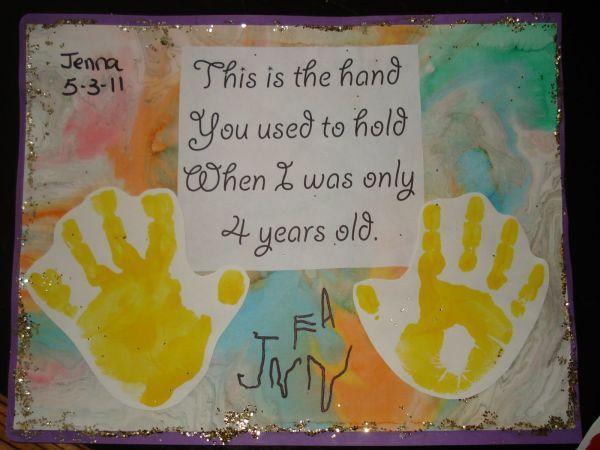 mothers day handprint poems kindergarten handprint poem for mothers day holiday and seasonal. Black Bedroom Furniture Sets. Home Design Ideas