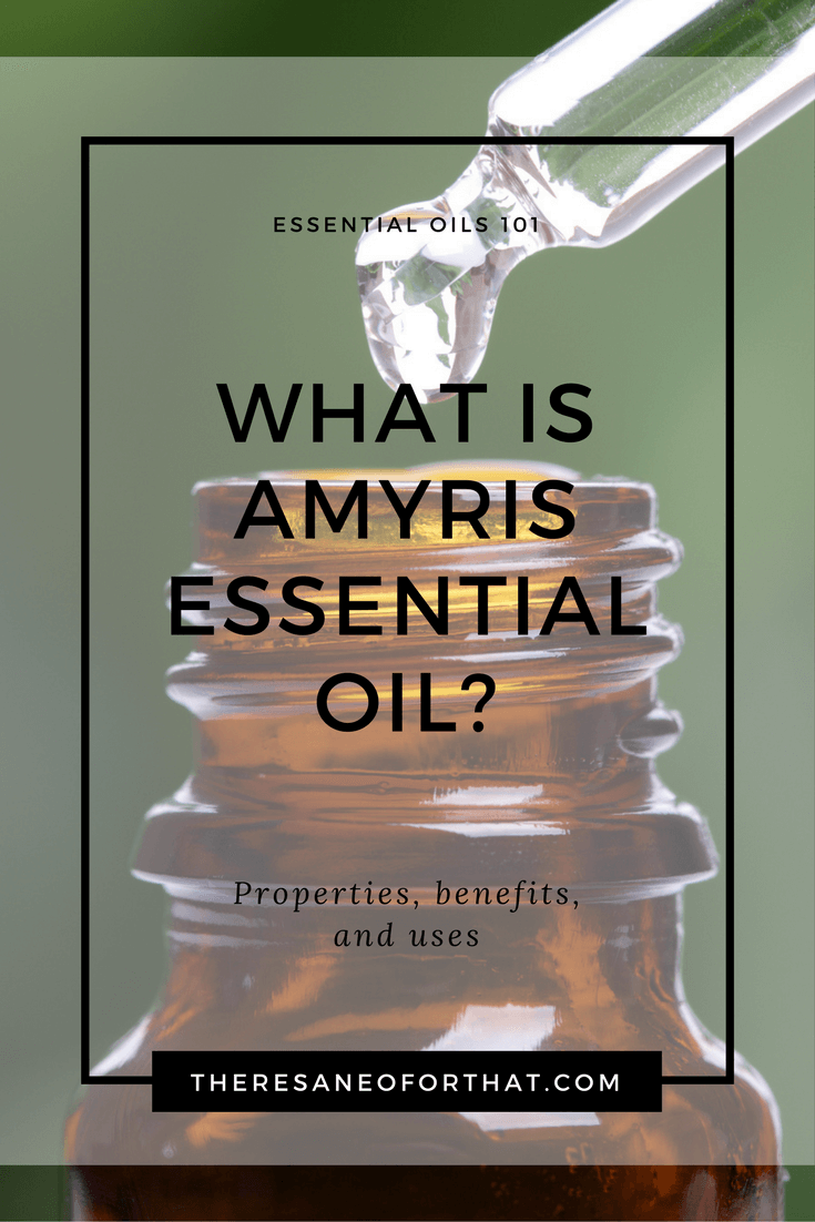 Watch 10 Amazing Benefits Of Amyris Essential Oil video