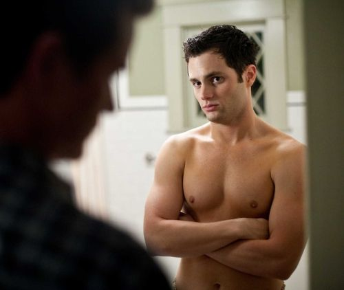Penn Badgley - I can't stop looking...
