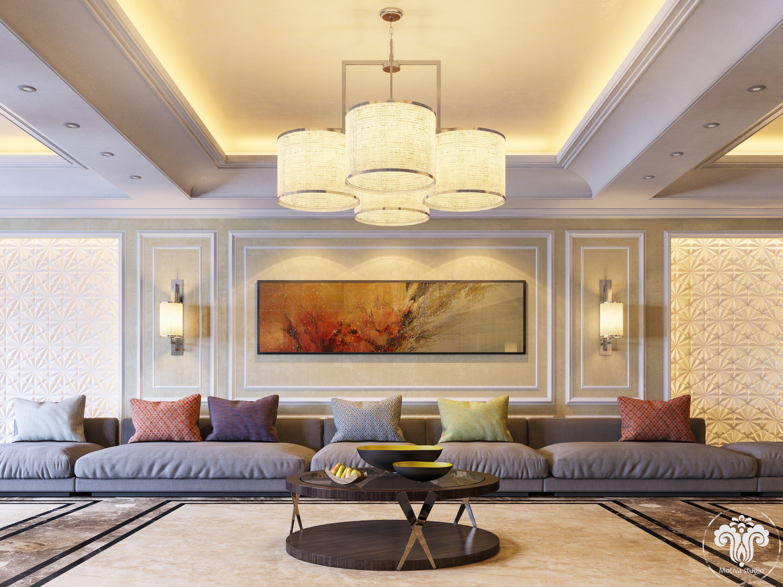 Neo Classic Majles Interior Architecture Design Interior Architecture Interior Design