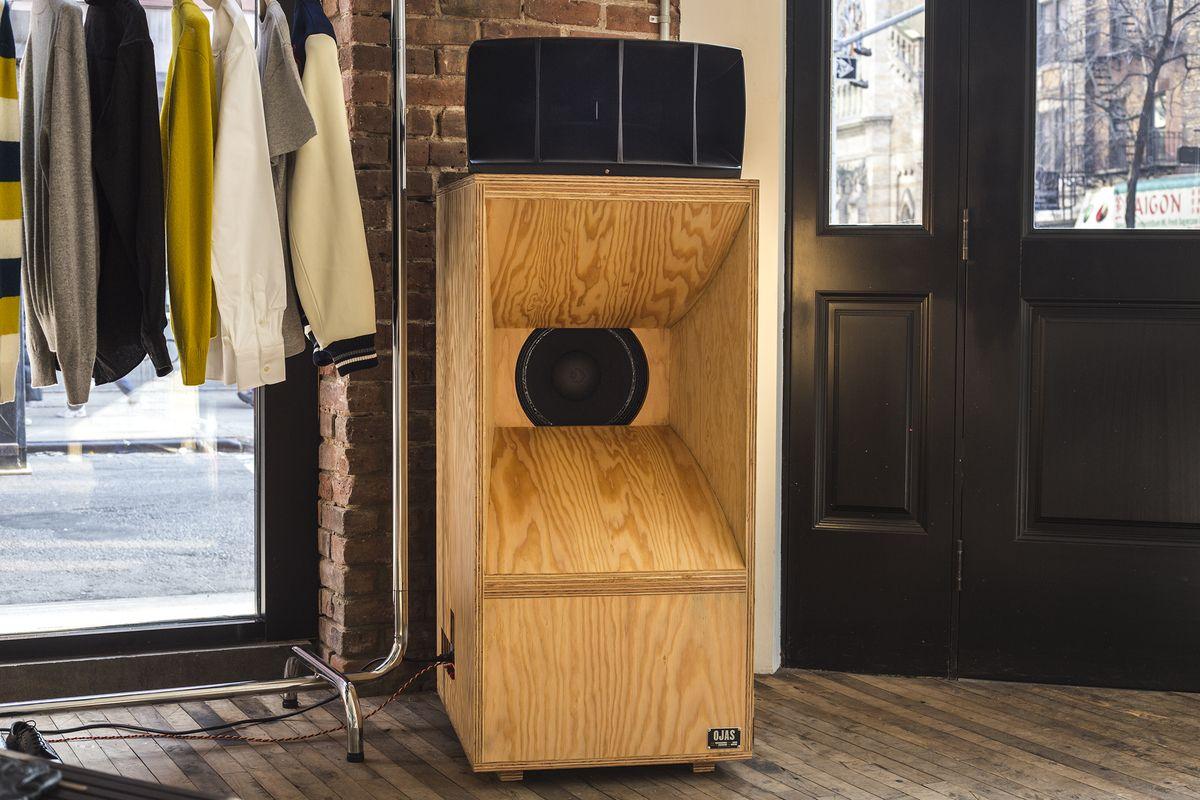 Ojas Speakers Hogtalare