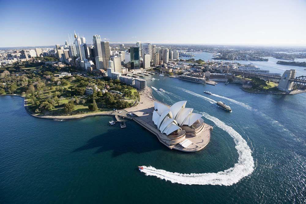 Fotos de Sydney – Austrália - Cidades em fotos