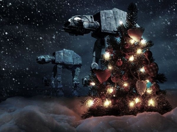 Star Wars Wallpaper Hoth Christmas Christmas Desktop Wallpaper Christmas Desktop Christmas Wallpaper