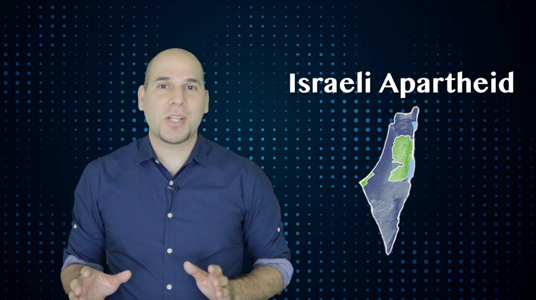 Excellent Palestine apartheid explanation at https://www.youtube.com/watch?v=QNlPPfHigDc