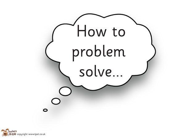 problem solving tpet
