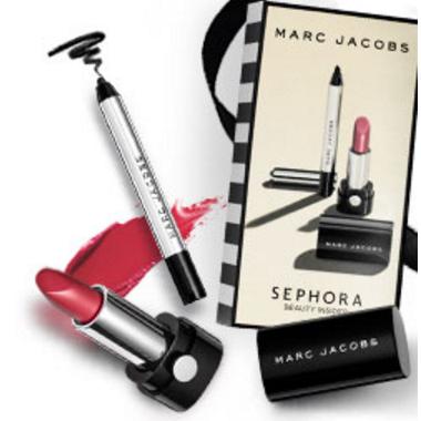 FREE 2016 Marc Jacobs Makeup Set or FRESH Beauty Set
