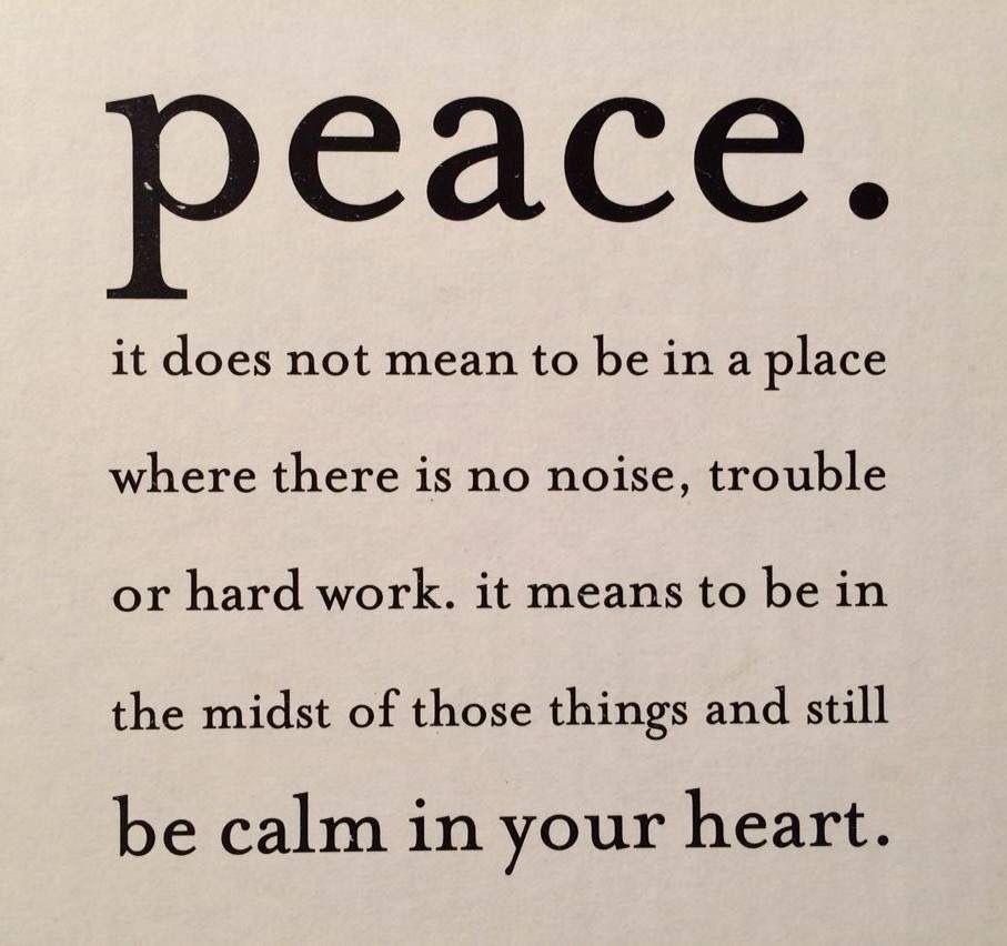 Such a wonderful reminder!