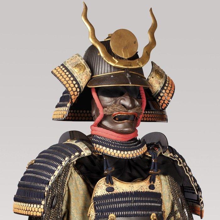 самурайские доспехи фото оттоке молодежи