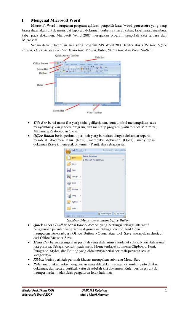 Aplikasi Alternatif Microsoft Word - FA Tekno