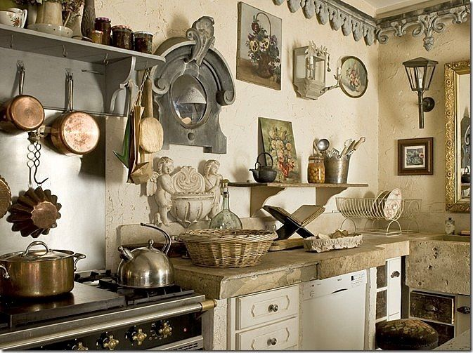 Mixing Metals In The Kitchen And A Big Thank You To Redbook