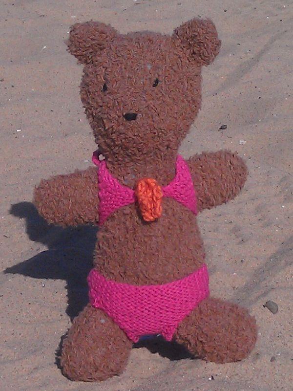 Socal Pinterest Knitting Patterns Teddy Bear And Free Pattern
