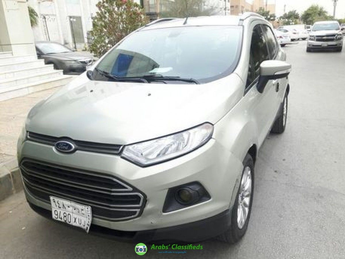 Ford Ecosport 2016 With Images Ford Ecosport Cheap Cars For Sale Cars For Sale Used