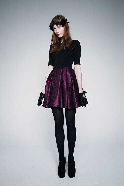 Erin Fetherston OtonoInvierno 2013 Semana De La Moda De Nueva...
