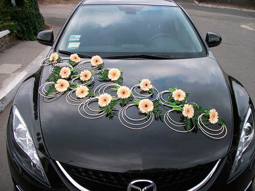Wedding Car Decor