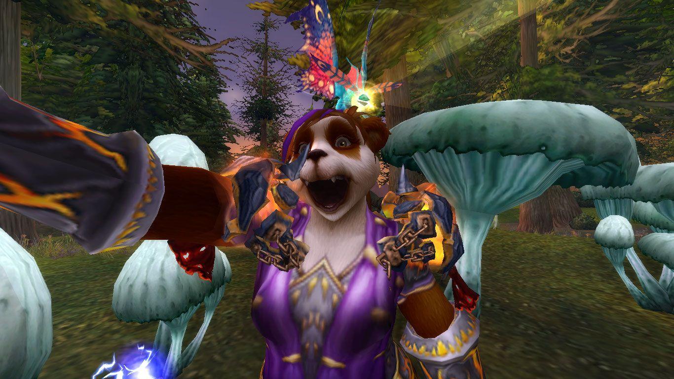 Funny Healer Names For Pandaren