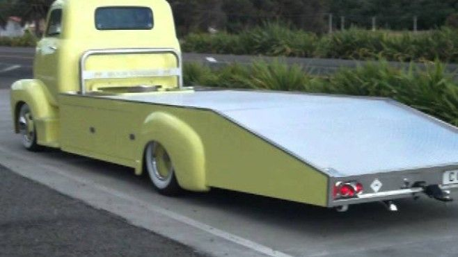 hard to find 1948 chevrolet coe truck looks runs and drives