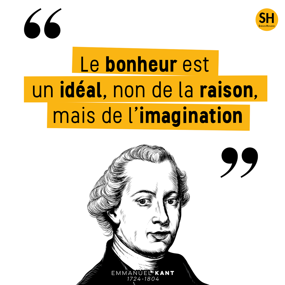 Emmanuel Kant : penser la pensée | francais | Quotes, INTP